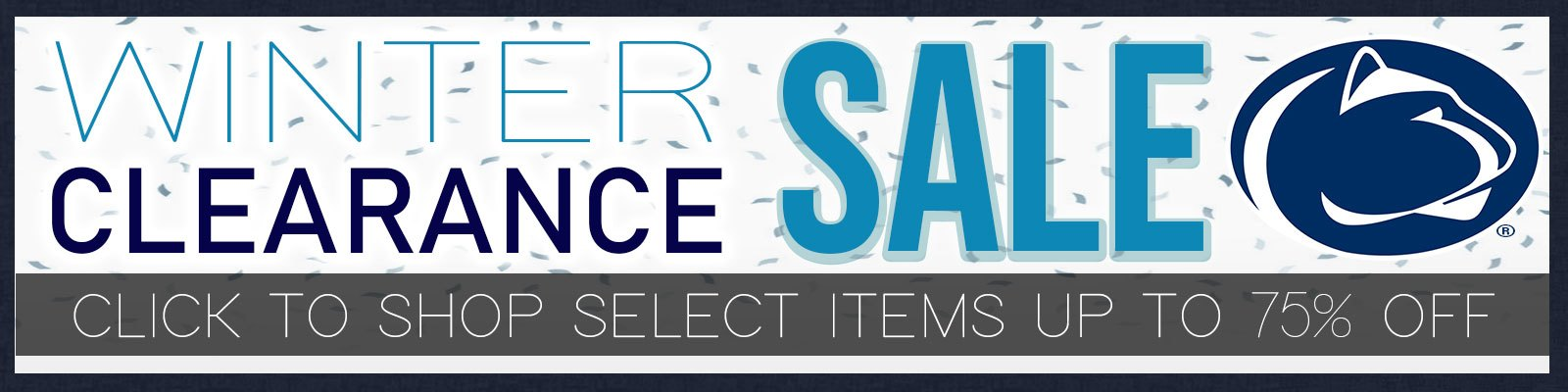 Click to shop our Penn State Sale Merchandise
