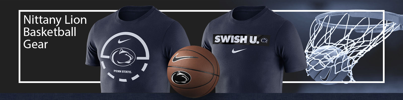 Click to Shop Our Penn State Basketball Merchandise