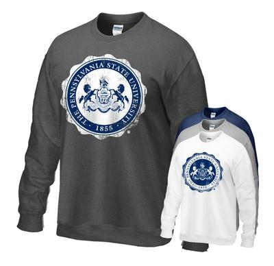 The Family Clothesline - Penn State Distressed Seal Crew