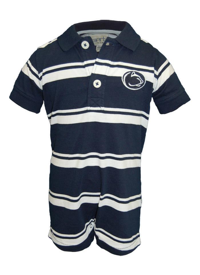 Penn State Infant Polo Parker Romper