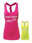 Penn State Women's Neon Electric Tank
