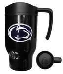 Penn State 16oz Metal Logo Travel Mug