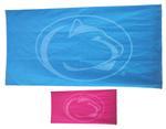 Penn State Nittany Lions Neon Beach Towel