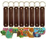Penn State Animal Key Tag