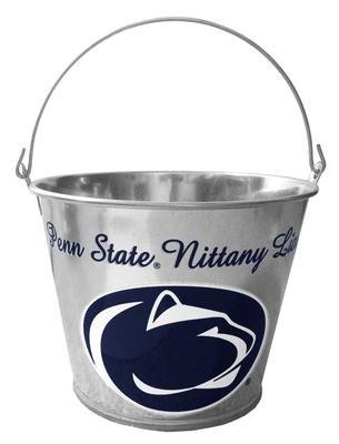 Wincraft - Penn State 5 Quart Galvanized Pail Bucket