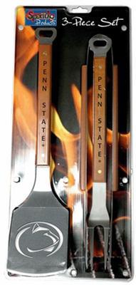 Sportula - Penn State 3 Piece BBQ Set