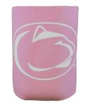 Penn State Nittany Lions Logo Pink Can Cooler PINK