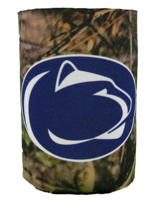 JayMac - Penn State Nittany Lions Logo Camo Can Cooler