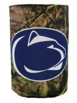 Penn State Nittany Lions Logo Camo Koozie