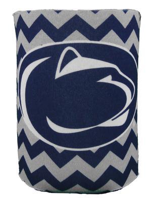 JayMac - Penn State Nittany Lions Logo Chevron Koozie
