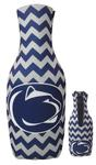 Penn State Zippered Chevron Bottle Koozie