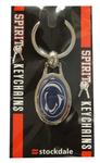 Penn State Nittany Lions Tear Drop Key Chain