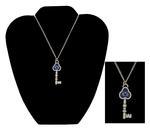 Penn State Skeleton Key Necklace