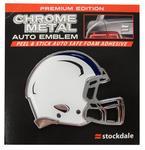 Penn State Helmet Chrome Auto Emblem