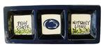 Penn State Nittany Lions 3 Section Platter