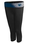 Penn State Under Armour Sonic Solid Capris