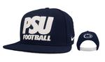 Penn State Nike Football True Snapback