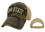 Penn State Youth Legacy Camo Trucker Hat