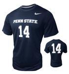 Penn State Nike Legend DRI-Fit T-Shirt #14