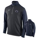 Penn State Men's Nike 1/4 Zip Coaches Jacket