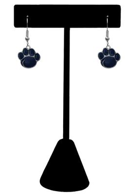 Prism Promotions - Penn State New Paw Dangle Earring