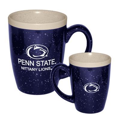 Prism Promotions - Penn State Block Adobe Mug