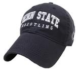 Penn State Wrestling Relaxed Twill Hat NAVY