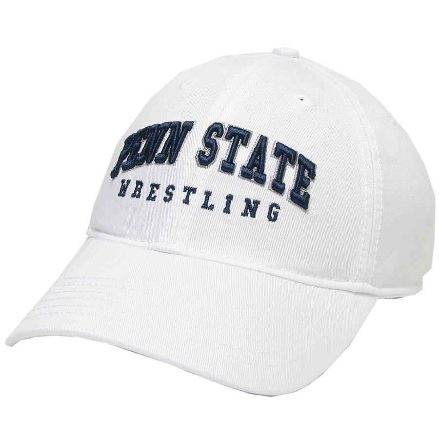 78d720a6d Penn State Wrestling Relaxed Twill Hat | Headwear > HATS > ADJUSTABLE