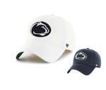Penn State Logo Franchise P.S. Back Hat WHITE