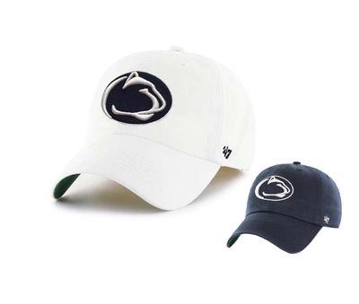 47 Brand Twins - Penn State Logo Franchise P.S. Back Hat