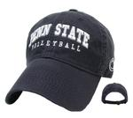 Penn State Volleyball Relaxed Twill Legacy Hat NAVY
