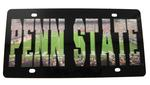 Penn State Football Beaver Stadium License Plate