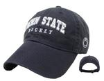 Penn State Hockey Relaxed Twill Hat NAVY