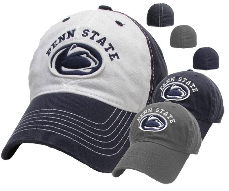 Penn State Arched Relaxed Twill Hat | Headwear > HATS ...