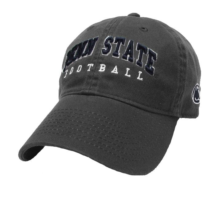 Penn State Football Relaxed Twill Legacy Hat DGREY ... 31938642d170
