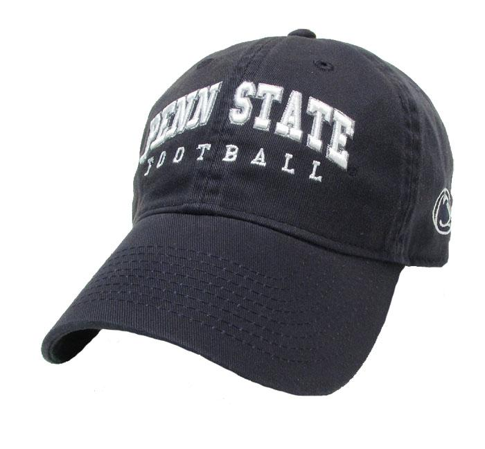 ... Penn State Football Relaxed Twill Legacy Hat NAVY ... 7ce5ed25cabe