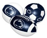 Penn State 3 Pack Soft Touch Sport Balls NAVY