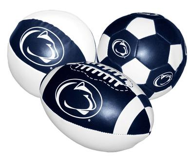 Baden Sports - Penn State 3 Pack Soft Touch Sport Balls