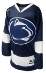 Penn State Youth Champion Ice Hockey Jersey NAVY
