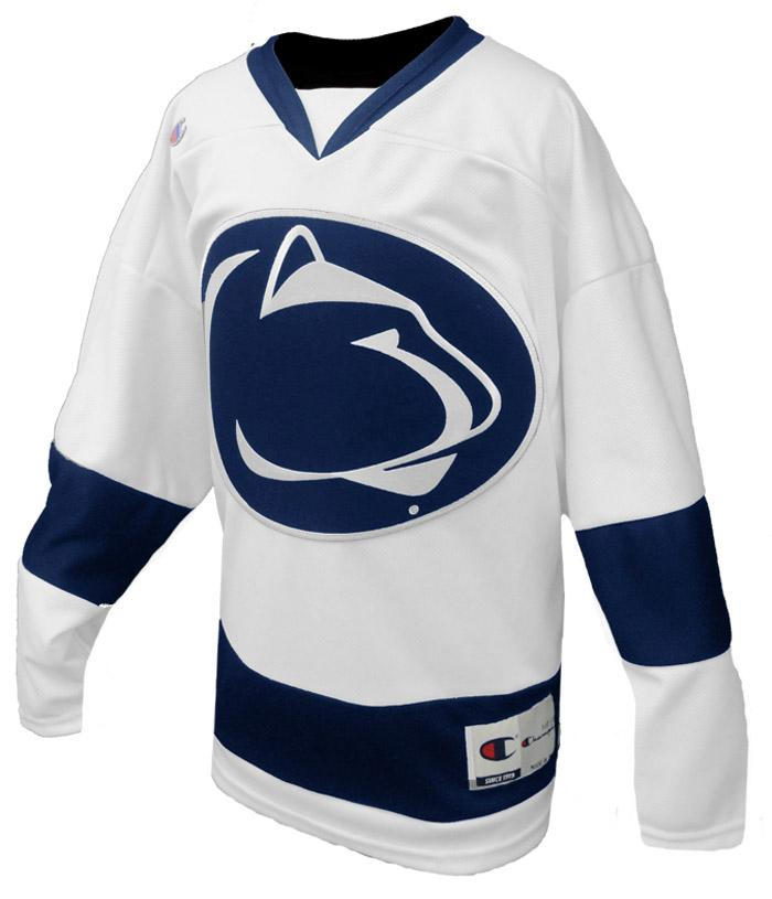 Celebrate hockey as a family with child NHL jerseys and youth NHL jerseys. CoolHockey has several sizes for your little one to show off his or her support for their favorite hockey team. NHL youth jerseys have two sizes: years old and years old. NHL jerseys for kids come in sizes S-M and L-XL.