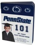 Penn State Nittany Lions 101 Child Book NAVYWHITE