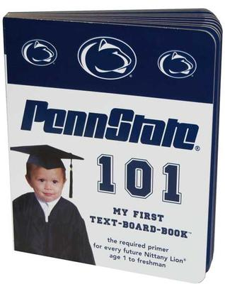 Michaelson Entertainment - Penn State Nittany Lions 101 Child Book