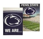 Penn State Two-Sided Vertical Beaver Stadium Flag