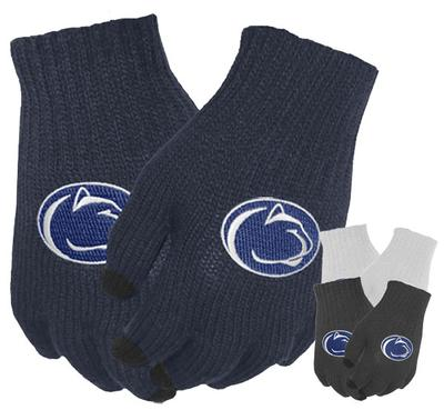 LogoFit - Penn State Nittany Lions iText Knit Gloves