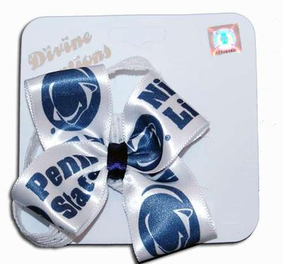 Divine Creations - Penn State Nittany Lions Infant Logo Bow Headband