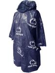 Penn State Repeat Logo Poncho NAVY