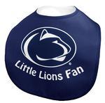 Penn State Infant Little Lions Fan Bib NAVY