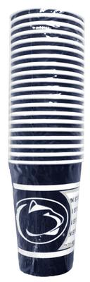 Duck House Sports - Penn State 20 Pack Paper Cups