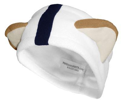 Mad Hatter - Nittany Lion Knit Helmet Headband