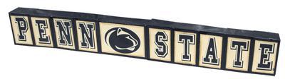 Hannas Handiworks - Penn State Nittany Lions Block Set
